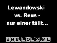 Lewandowski Na Treningu Robi żart Reusowi Robert Sobie