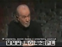 George Carlin - zarazki - Kr�tki fragment stand up