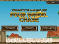 Kangaroo Jack - Four Wheel Chase